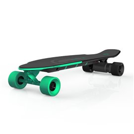 YUNEEC EGO-2 Electric Longboard with Remote Control (Deep Mint)