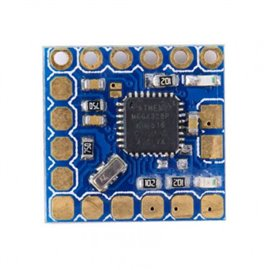 Micro MinimOSD W/ KV Team MOD For Racing F3 Naze32 Flight Controller