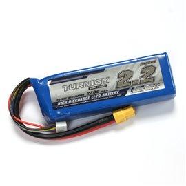 Turnigy 2200mAh 3S 25C Lipo Battery Pack