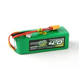 Multistar LiHV High Capacity 4000Mah 3S Multi-Rotor Lipo Battery Pack