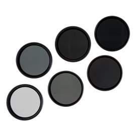 Polar Pro Mavic Camera Filter Six Pack