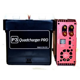 P-Squared Phantom 3 Quadcharger Pro Package