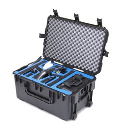 DJI Inspire 1 X5 Landing Mode Case with Battery Case