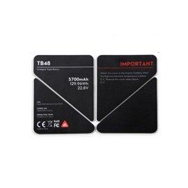 DJI Inspire 1 - TB48 Battery Insulation Sticker - Part 51