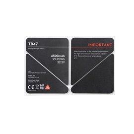 DJI Inspire 1 - TB47 Battery Insulation Sticker - Part 50